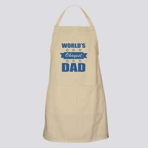World's Okayest Dad Apron