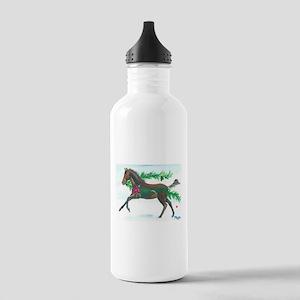 Naughty or Nice Water Bottle