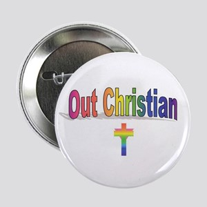 Out Christian<BR>Button
