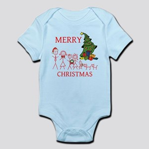 OYOOS Merry Christmas Family design Body Suit
