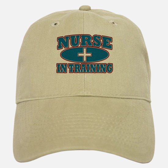 Nurse In Training Student Baseball Baseball Cap