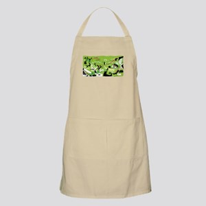 Dogs, dogs, everywhere! Apron