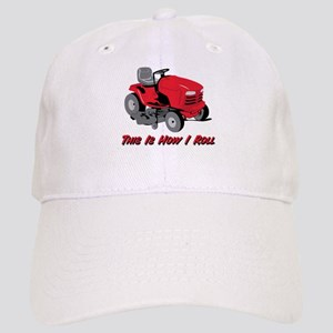 This Is How I Roll Mower Cap