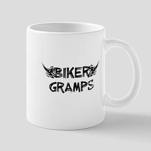Biker Gramps Mugs