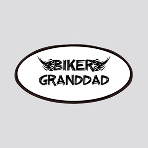 Biker Granddad Patches