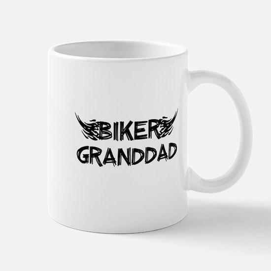 Biker Granddad Mugs