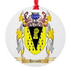 Hensolt Ornament