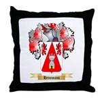 Hensmans Throw Pillow