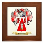 Hensmans Framed Tile