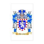 Hensley Sticker (Rectangle)