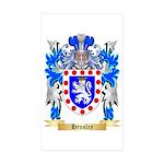 Hensley Sticker (Rectangle 10 pk)