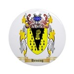Hensing Ornament (Round)