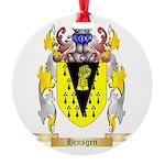 Hensgen Round Ornament