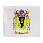 Hensel Throw Blanket