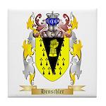 Henschler Tile Coaster