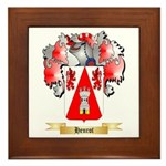Henrot Framed Tile