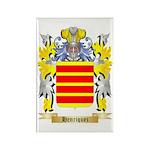 Henriquez Rectangle Magnet (100 pack)
