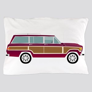 Weekend Wagon Pillow Case