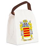 Henriquez Canvas Lunch Bag