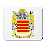 Henriquez Mousepad