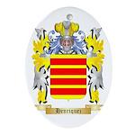 Henriquez Ornament (Oval)