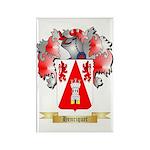 Henriquet Rectangle Magnet (10 pack)