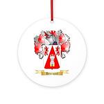 Henriquet Ornament (Round)
