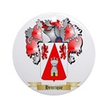 Henrique Ornament (Round)
