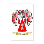 Henriot 35x21 Wall Decal
