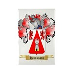Henriksson Rectangle Magnet (100 pack)