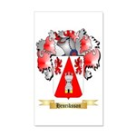 Henriksson 35x21 Wall Decal