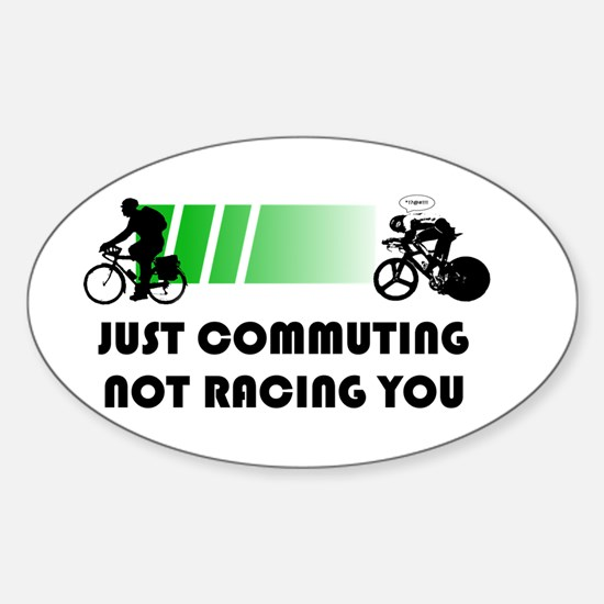Ebike Cyclist Decal