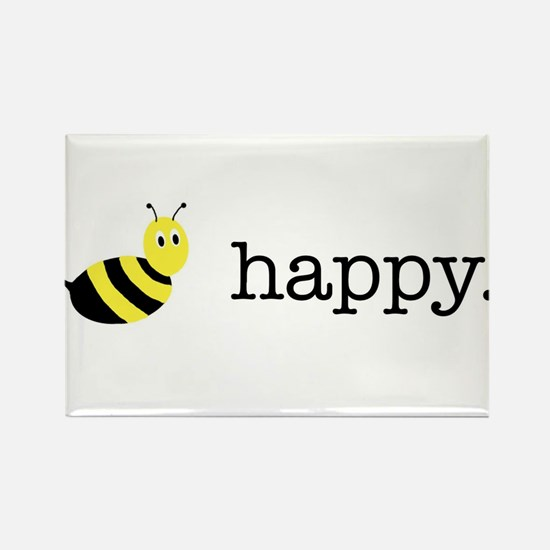 Bee Happy Magnets