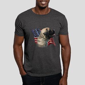 Mastiff(flf) Flag Dark T-Shirt