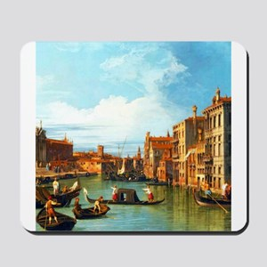 Grand Canal in Venice by Canaletto Mousepad