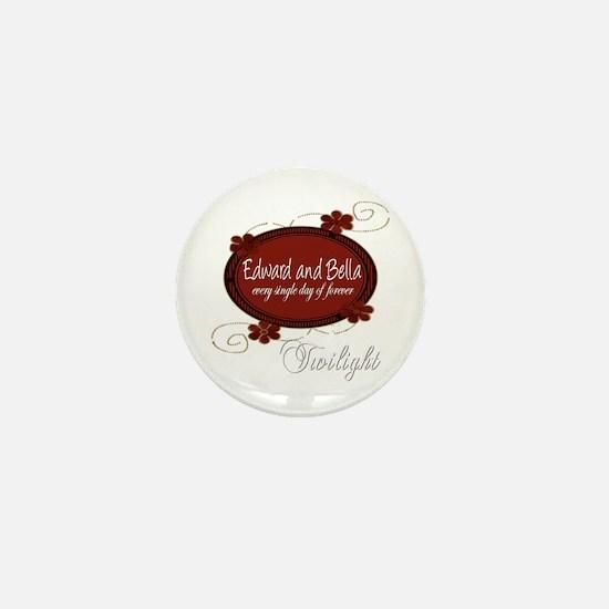 Edward and Bella Collection Mini Button
