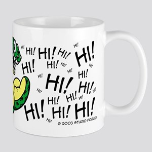 Winslow Hi! Hi! Hi! Mugs