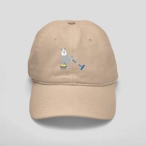 Schnauzer Curling Cap