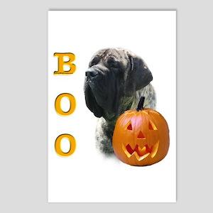 Mastiff(Brn) Boo Postcards (Package of 8)