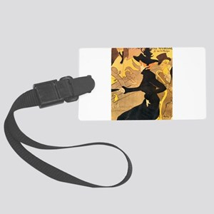 Divan Japonais by Toulouse-Lautrec Large Luggage T
