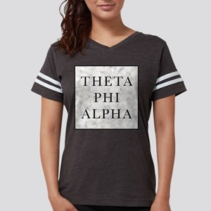 Theta Phi Alpha Marble Squar Womens Football Shirt