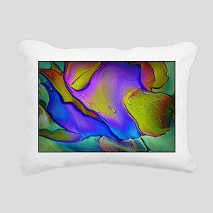 Abstract Art 6 Rectangular Canvas Pillow