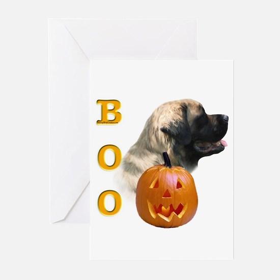 Mastiff(flf) Boo Greeting Cards (Pk of 10)