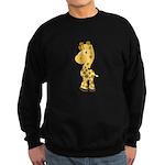 Cute Baby Giraffe Sweatshirt