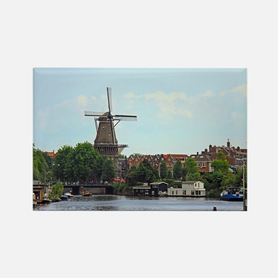 Amsterdam Windmill Magnets