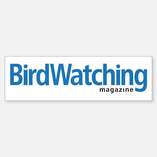 BirdWatching Bumper Bumper Bumper Sticker
