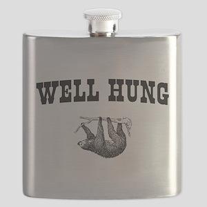 Sloth Well Hung Flask
