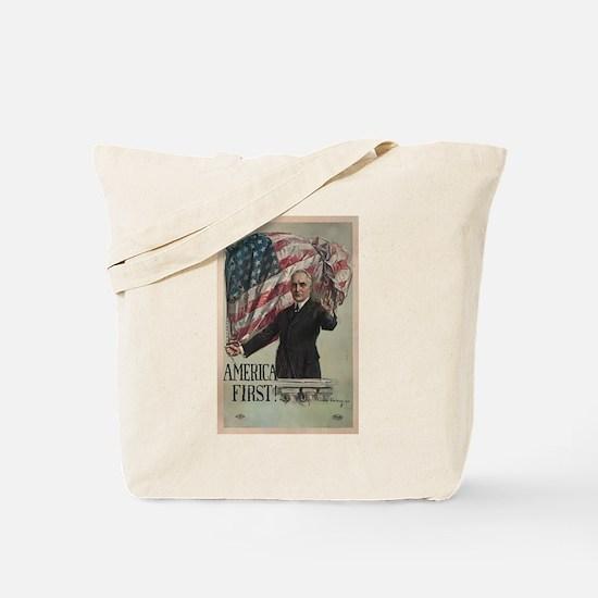 Unique Warren president Tote Bag