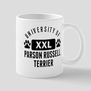 University Of Parson Russell Terrier Mugs