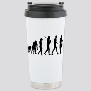 Orchestra Conductor Stainless Steel Travel Mug